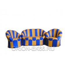 «Ромашка» комплект детской мягкой мебели