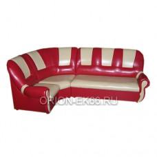 «Вита-Люкс» комплект детской мягкой угловой мебели (3+1+1)