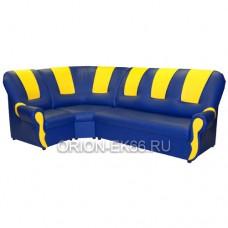 «Вита» комплект детской мягкой угловой мебели (3+1+1)