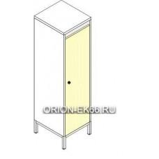 Шкафы для детской одежды ШДм-1