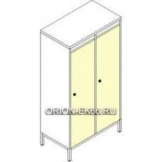 Шкафы для детской одежды ШДм-2