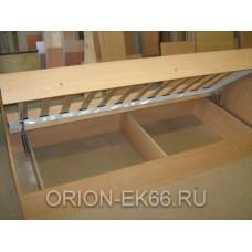 Кровать ЛДСП с подъемным механизмом