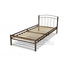 Кровать №2 90 металлическая