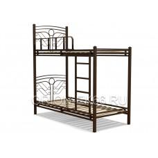 Кровать тип 3 и тип 7  2-х ярусная металлическая