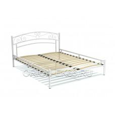 Кровать 2х.спальная №1 металлическая