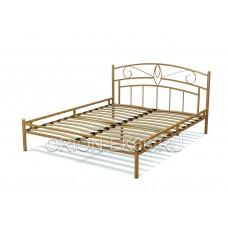 Кровать 2х.спальная №2 металлическая