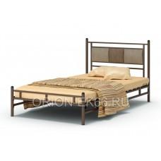 Кровать 2х.спальная №3 металлическая