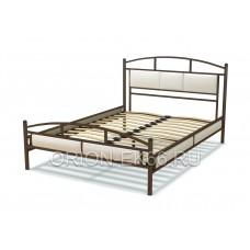 Кровать 2х.спальная №4 металлическая
