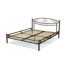 Кровать 2х.спальная №5 металлическая