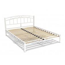 Кровать 2х.спальная №6 металлическая