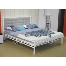 Кровать 2х.спальная №7 металлическая