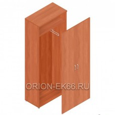Шкаф для одежды на регулируемых опорах Р.Ш-5