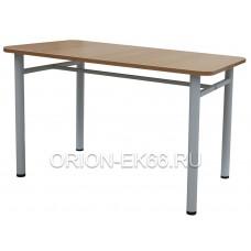 Стол обеденный на разборном металлическом какасе